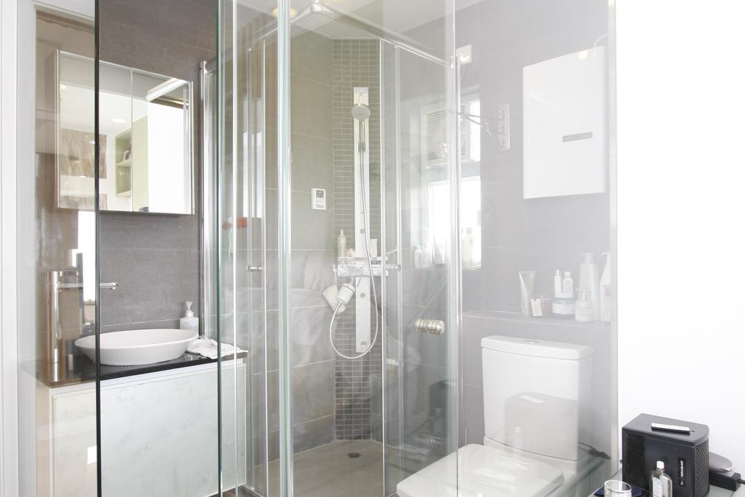 黃金海岸, 和生設計, 摩登, 浴室, 私家樓, Indoors, Interior Design, Room