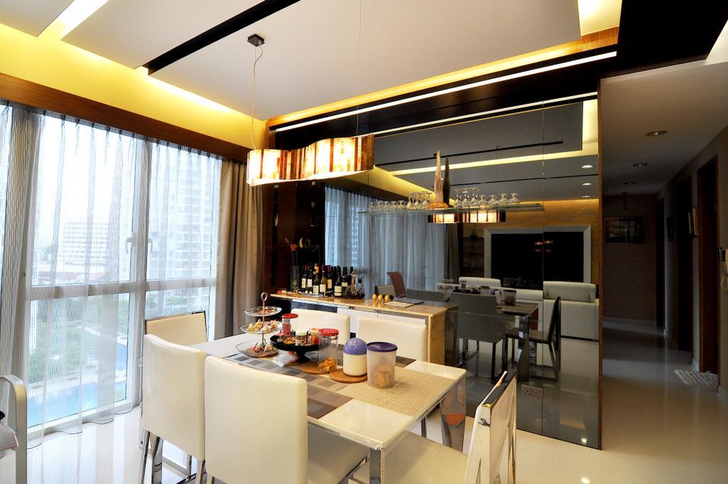 Transitional, Condo, Sea View, Interior Designer, GA7 Associates