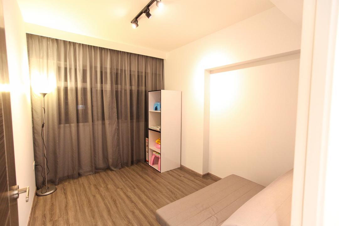 Yishun Street 51, 9's Interior, Modern, HDB, Building, Housing, Indoors