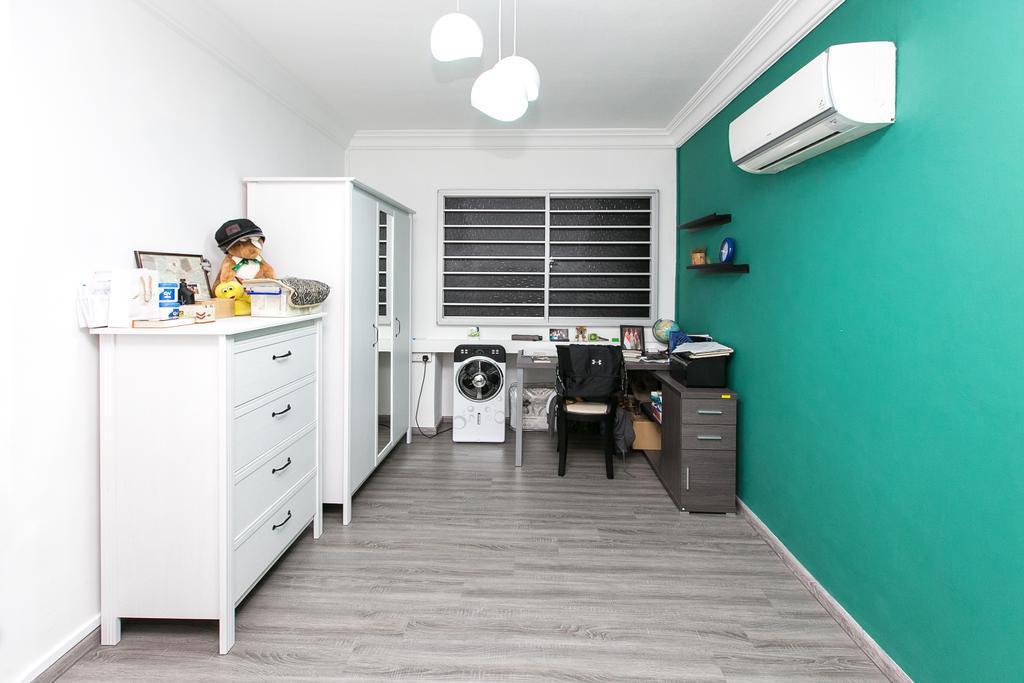 Modern, HDB, Study, Choa Chu Kang Street 51, Interior Designer, 9's Interior
