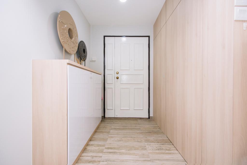 Scandinavian, HDB, Choa Chu Kang North 6, Interior Designer, 9's Interior, Indoors, Interior Design