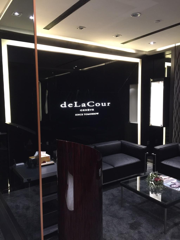 Delacour @ Wisma Atria, Commercial, Interior Designer, GA7 Associates, Modern