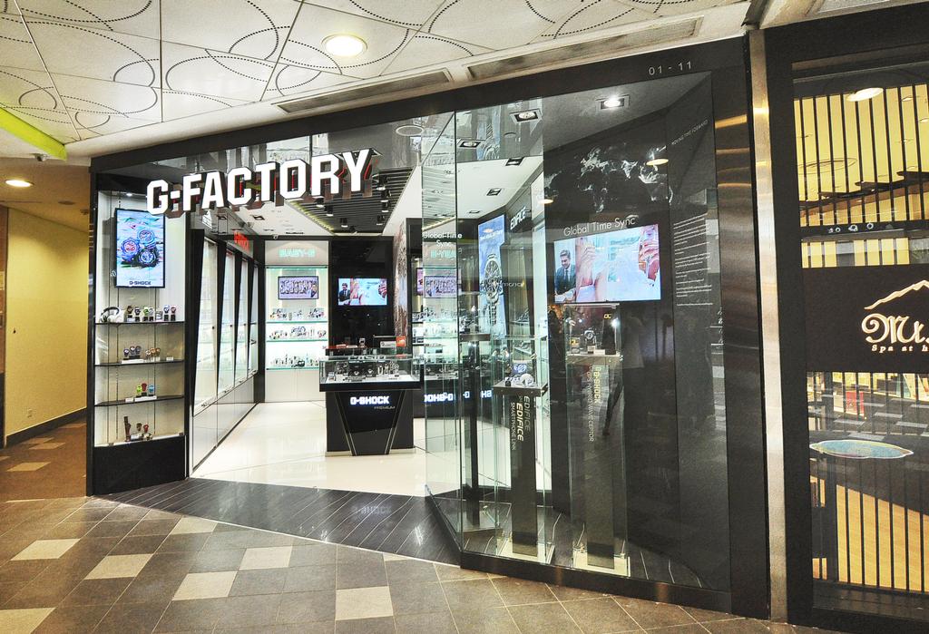 G-Factory @ Waterway Point, Commercial, Interior Designer, GA7 Associates, Modern
