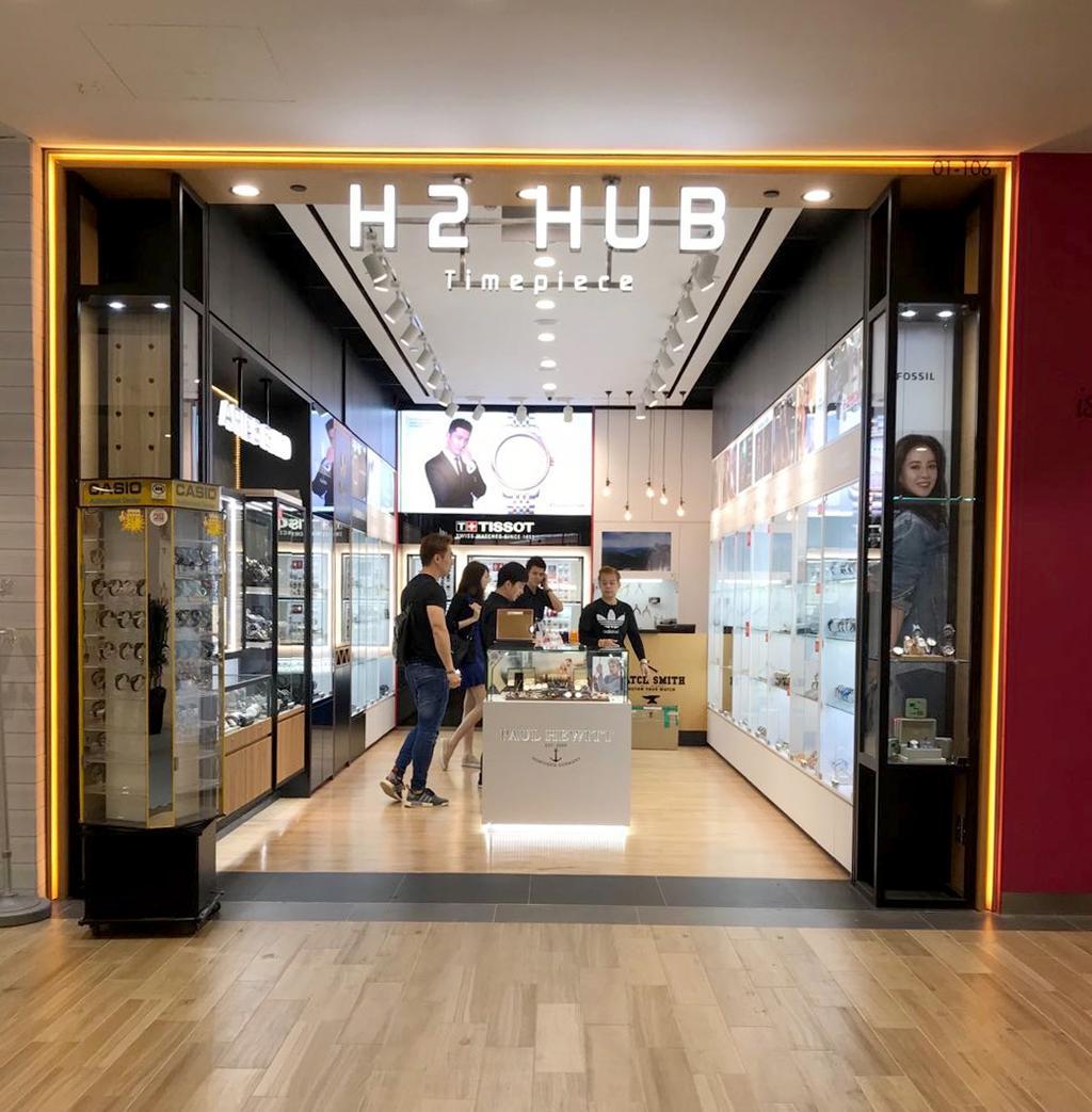 H2hub @ Northpoint, Commercial, Interior Designer, GA7 Associates