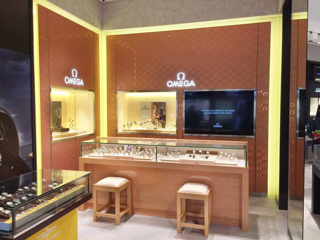 Omega, Commercial, Interior Designer, GA7 Associates, Contemporary