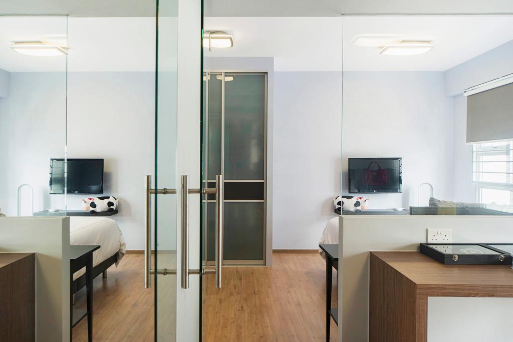 Modern, HDB, Punggol Drive, Interior Designer, Cozy Ideas Interior Design, Building, Housing, Indoors