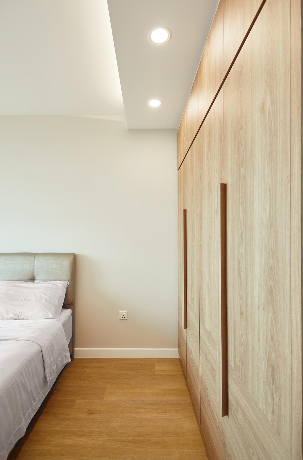 Scandinavian, HDB, Bedroom, Bukit Batok, Interior Designer, The Local INN.terior 新家室