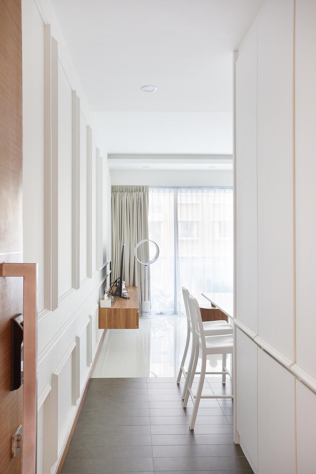 Modern, Condo, Double Bay Residences, Interior Designer, The Local INN.terior 新家室