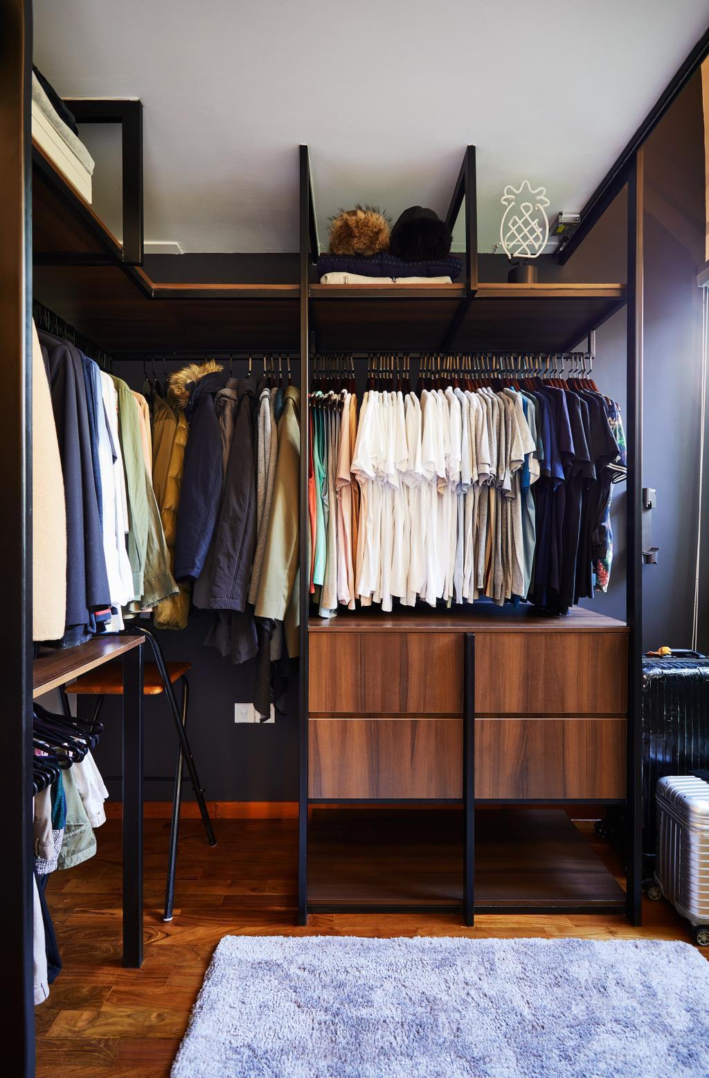 Contemporary, Condo, Rivertrees Residences, Interior Designer, The Local INN.terior 新家室