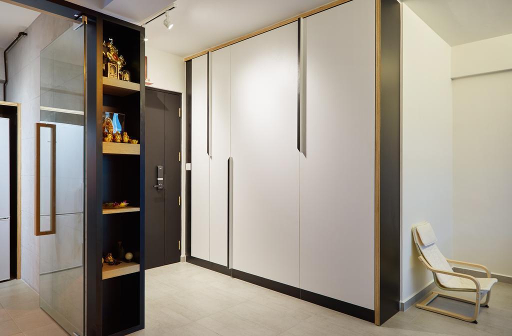 Contemporary, HDB, Yishun, Interior Designer, The Local INN.terior 新家室