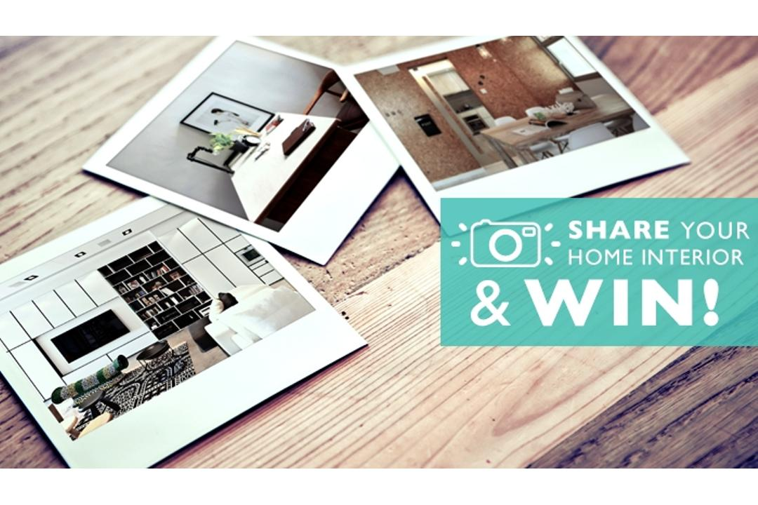 Share Your Home Interior & Win!