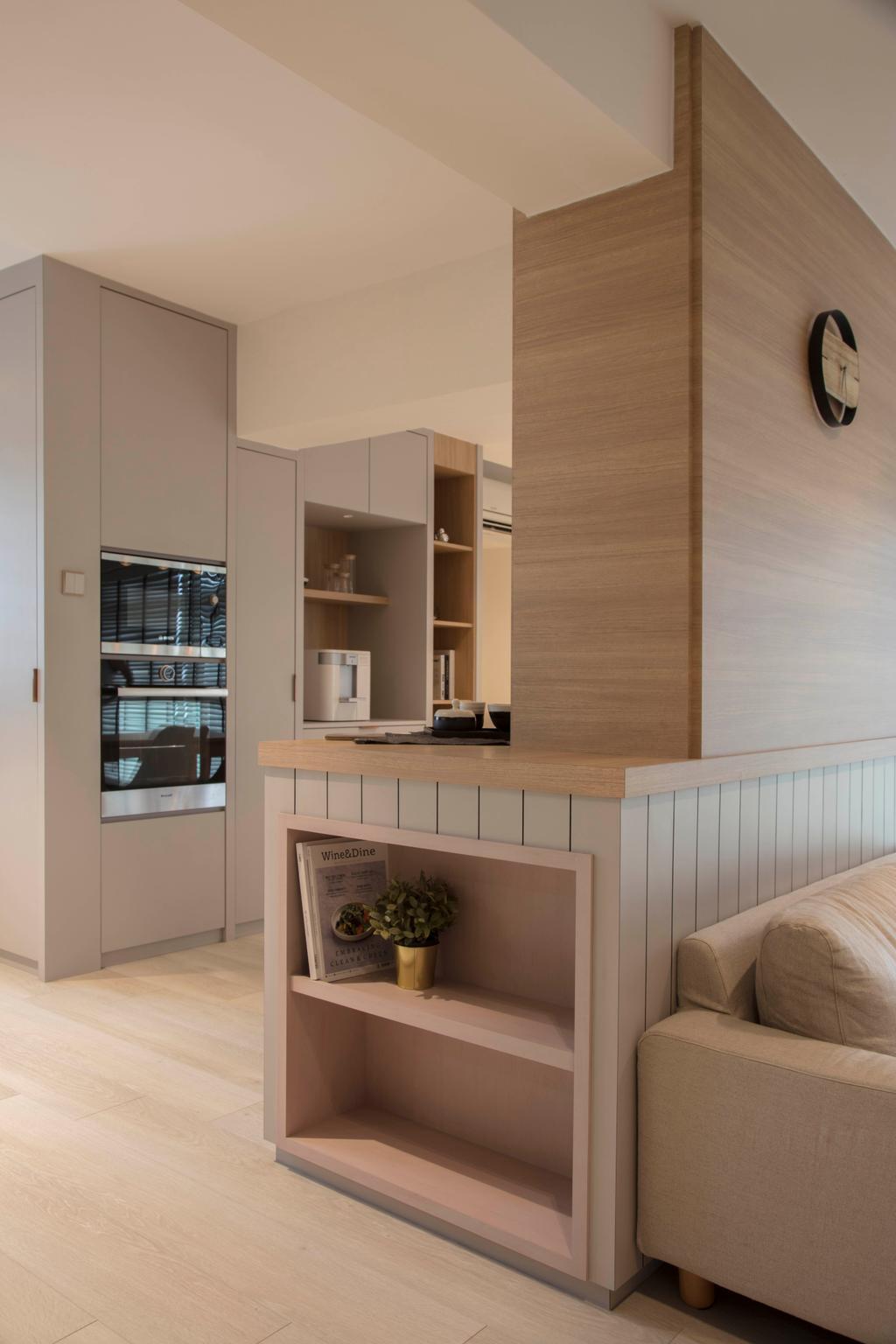 Scandinavian, HDB, Jelebu Road, Interior Designer, KDOT, Furniture, Indoors, Interior Design