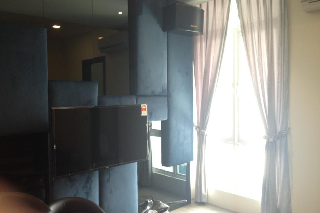 Kinrara Residence, Puchong, Trivia Group Sdn. Bhd., Modern, Landed, Apartment, Building, Housing, Indoors
