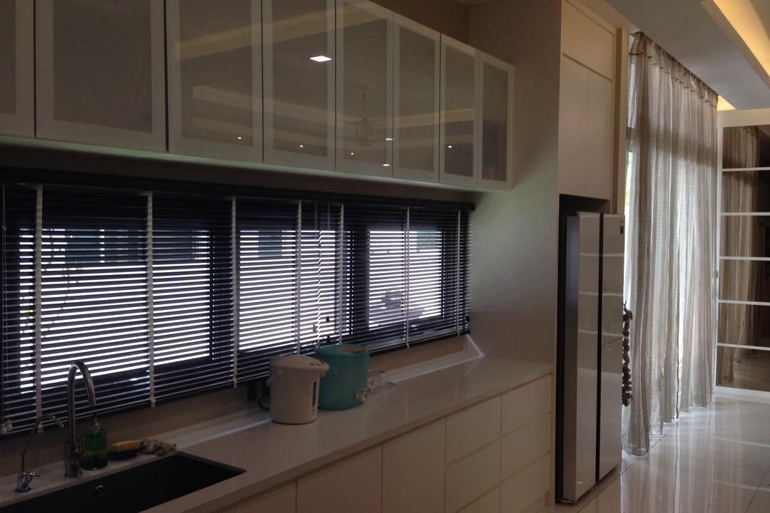 Kinrara Residence, Puchong, Trivia Group Sdn. Bhd., Modern, Landed, Curtain, Home Decor, Shutter, Window, Window Shade