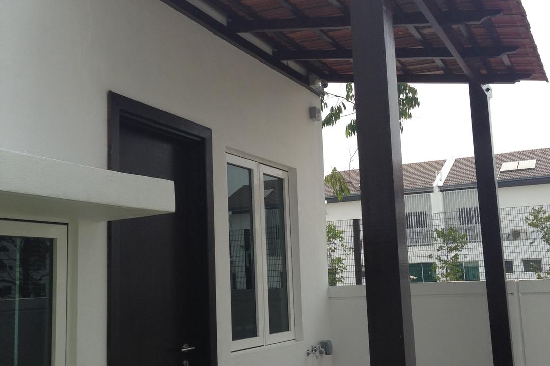 Kinrara Residence, Puchong, Trivia Group Sdn. Bhd., Modern, Landed, Building, House, Housing, Villa, Architecture, Column, Pillar