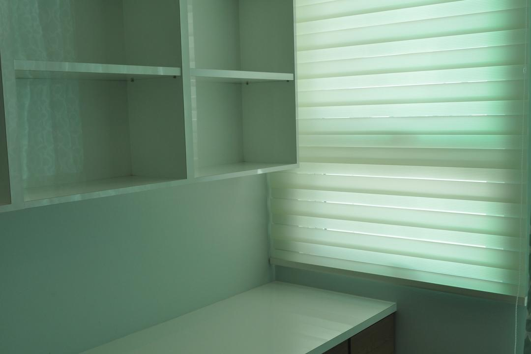 Kinrara Residence, Puchong, Trivia Group Sdn. Bhd., Minimalistic, Landed, Closet, Cupboard, Furniture