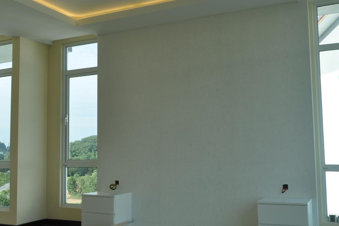 Kinrara Residence, Puchong, Trivia Group Sdn. Bhd., Minimalistic, Landed, Door, Sliding Door