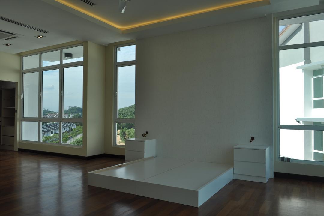 Kinrara Residence, Puchong, Trivia Group Sdn. Bhd., Minimalistic, Landed, Indoors, Interior Design, Apartment, Building, Housing, Loft