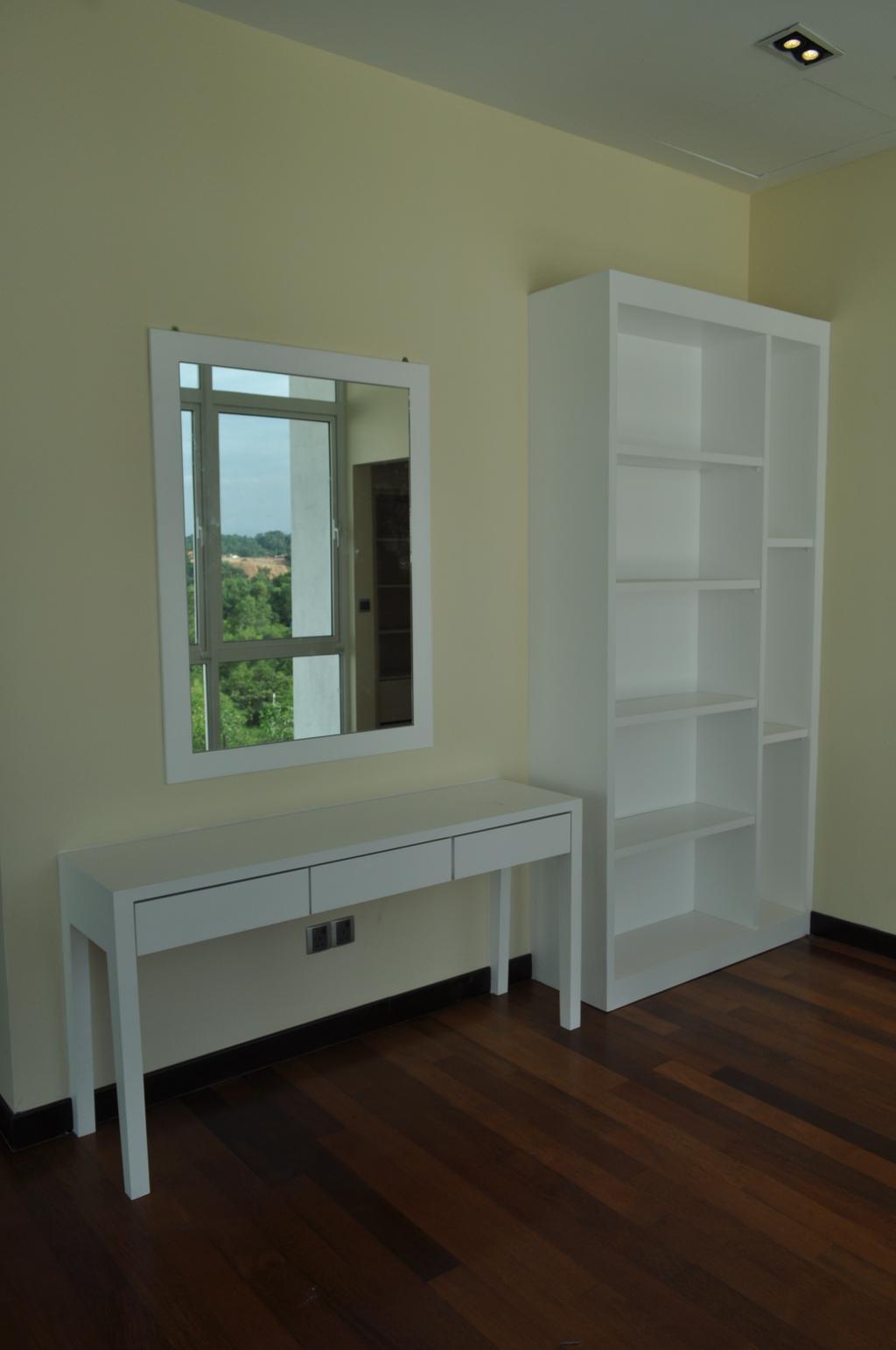 Minimalistic, Landed, Kinrara Residence, Puchong, Interior Designer, Trivia Group Sdn. Bhd., Window
