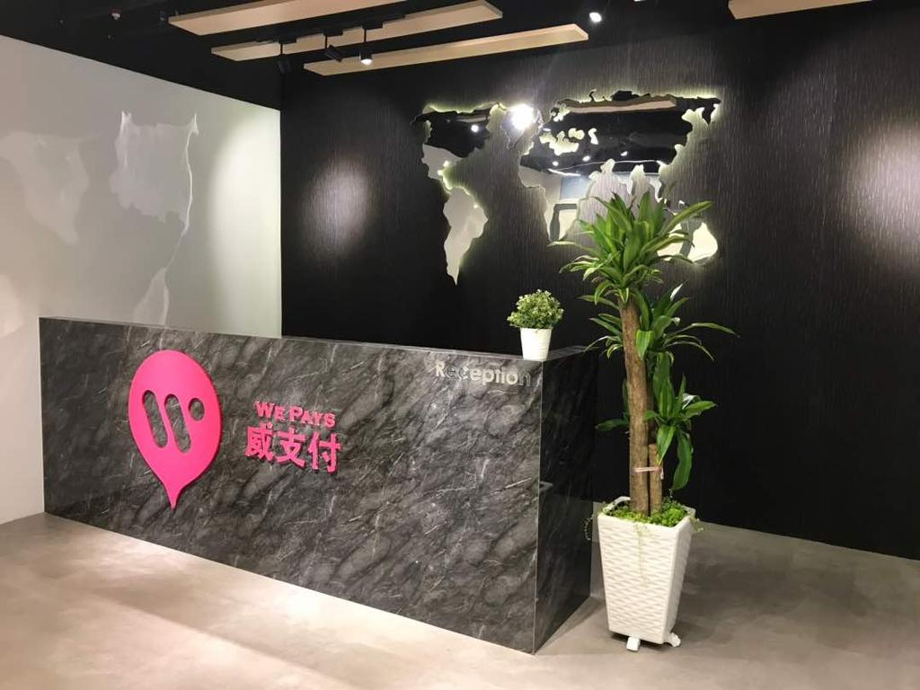 We Pays Office, Mahkota Parade, Commercial, Interior Designer, Trivia Group Sdn. Bhd., Modern, Contemporary, Flora, Jar, Plant, Planter, Potted Plant, Pottery, Vase