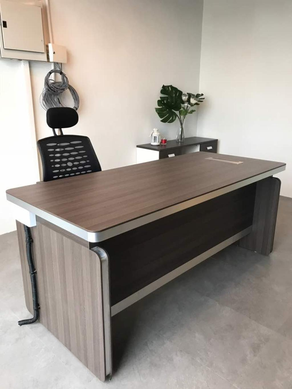 We Pays Office, Mahkota Parade, Commercial, Interior Designer, Trivia Group Sdn. Bhd., Modern, Contemporary, Coffee Table, Furniture, Table
