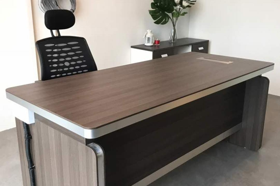 We Pays Office, Mahkota Parade, Trivia Group Sdn. Bhd., Modern, Contemporary, Commercial, Coffee Table, Furniture, Table