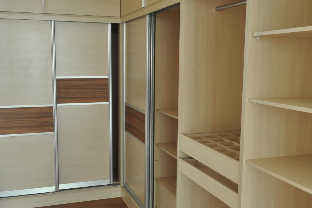 Kinrara Residence, Puchong, Trivia Group Sdn. Bhd., Minimalistic, Landed, Bookcase, Furniture