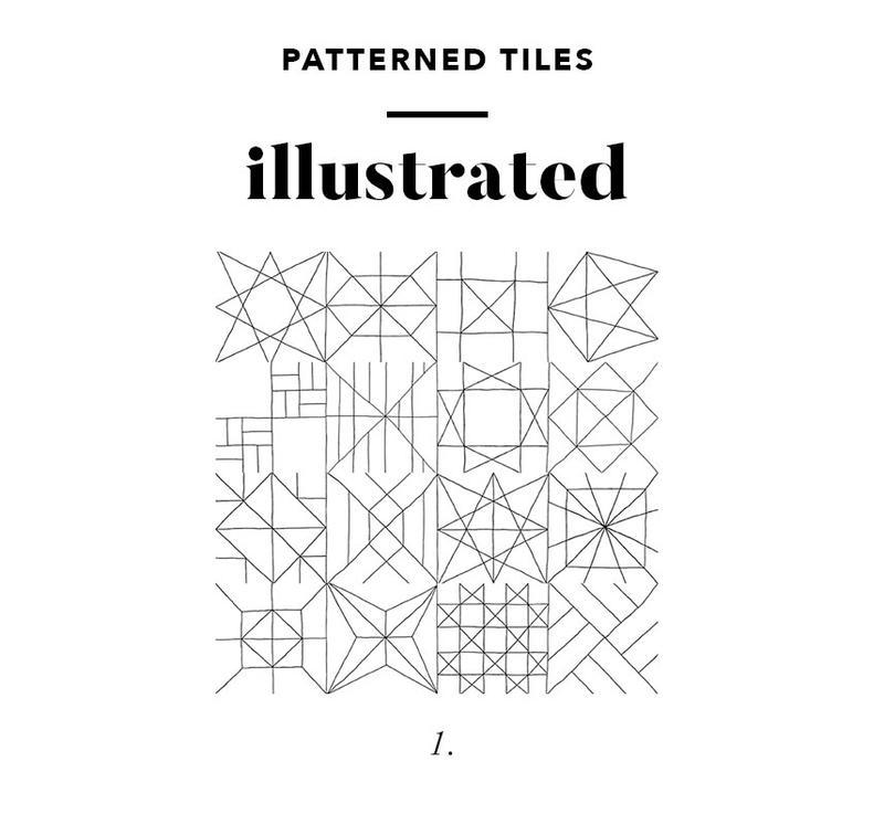 Patterned Tiles Hafary