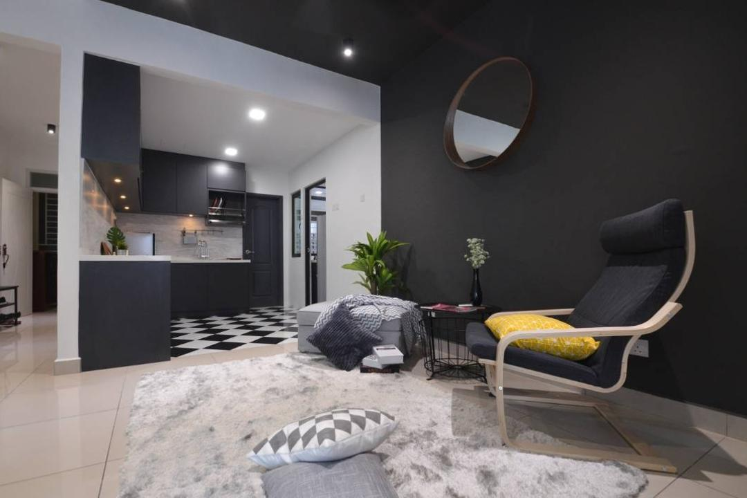 The Atmosphere, Puchong by RK Interior Studio