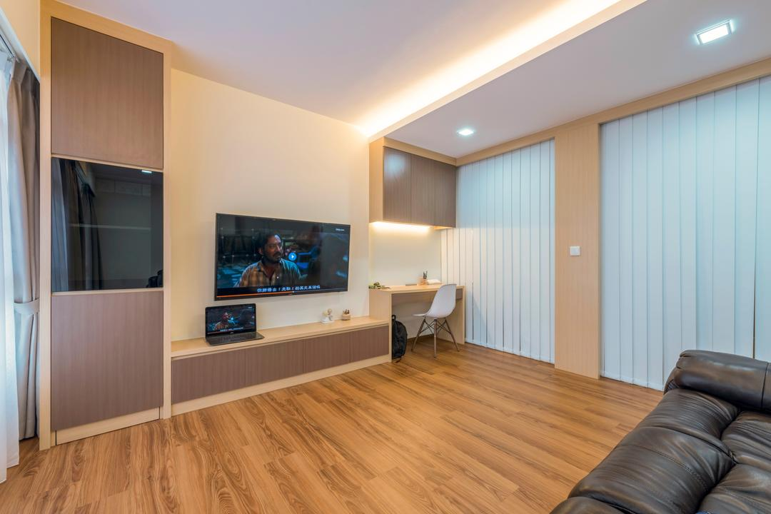 Buangkok Crescent by DS 2000 Interior & Design