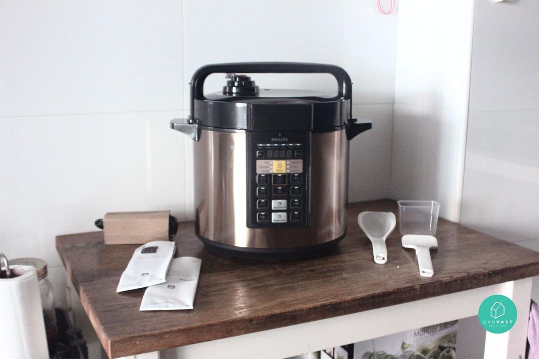 Philips' HR2139 All-in-One Multi Cooker Review