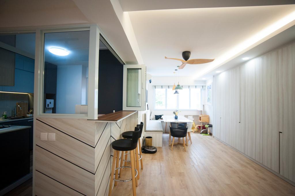 Scandinavian, HDB, Kim Tian Road, Interior Designer, Starry Homestead