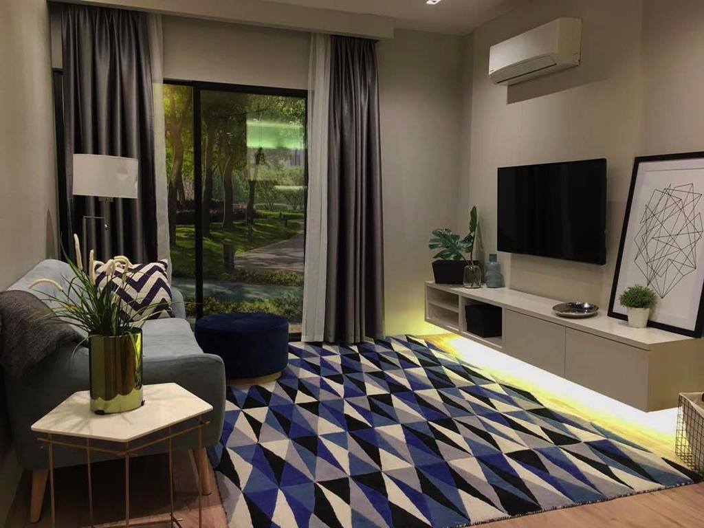 Metropolitan, Damansara by D.Co Interior Design
