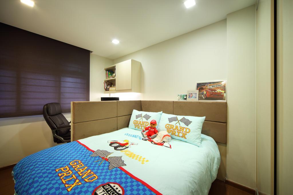Transitional, HDB, Bedroom, Depot Road, Interior Designer, The Interior Place