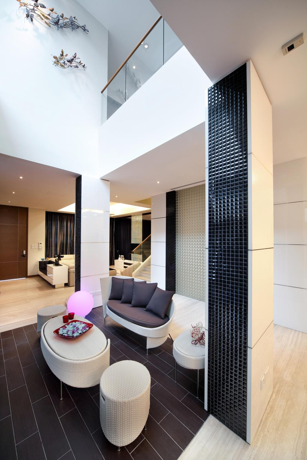 Modern, Landed, Mackerrow Road, Interior Designer, The Interior Place