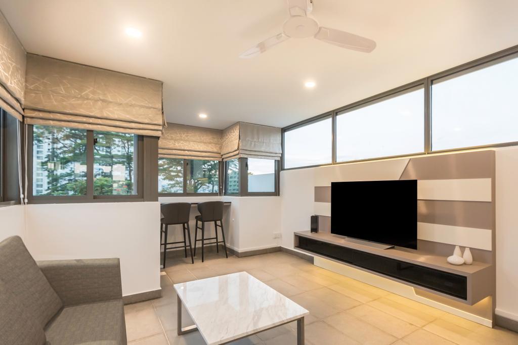 Modern, Condo, Living Room, Pavillion Circle, Interior Designer, The Interior Place