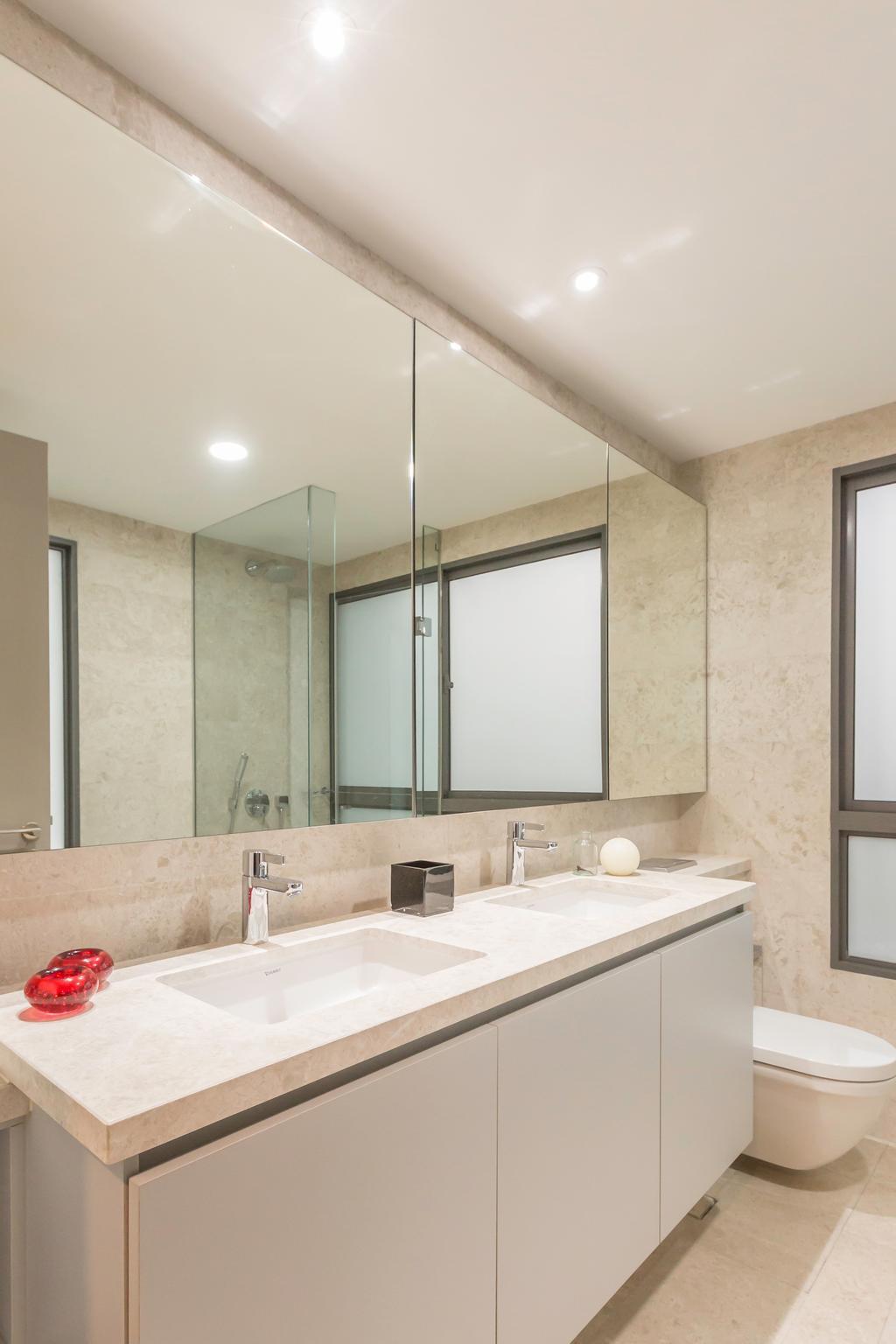 Modern, Condo, Bathroom, Pavillion Circle, Interior Designer, The Interior Place