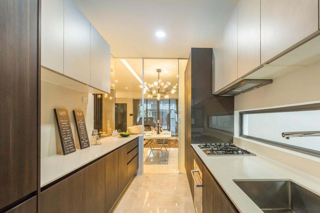 Modern, Condo, Kitchen, Pavillion Circle, Interior Designer, The Interior Place