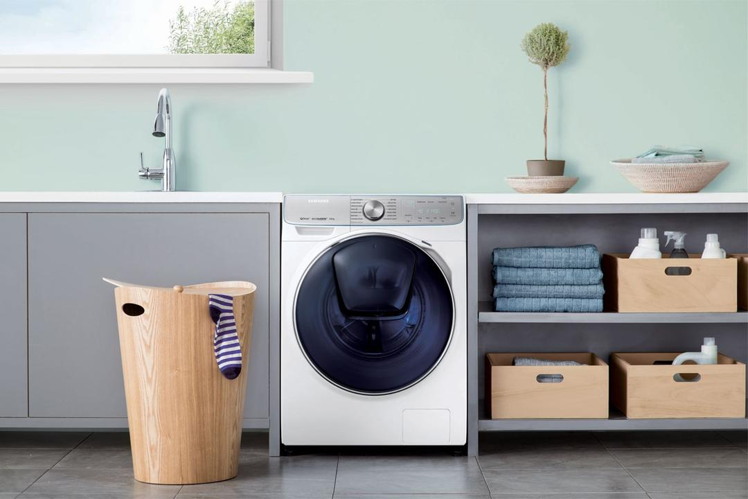 Samsung QuickDrive Washing Machine 4