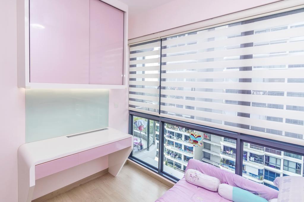 Modern, Condo, Bedroom, Riversound Residence, Interior Designer, Great Oasis Interior Design