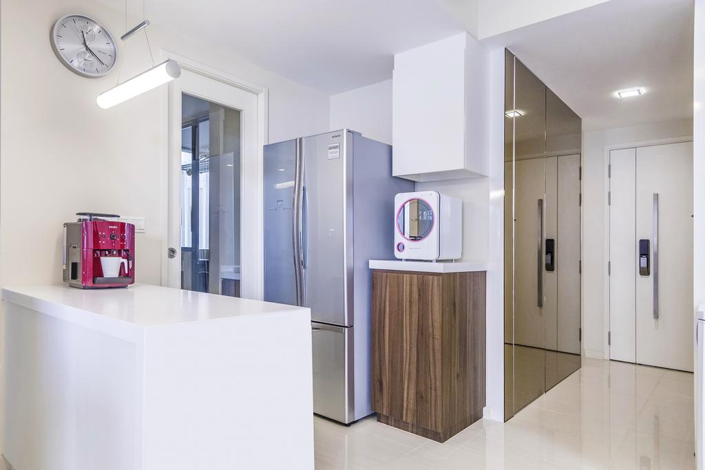 Modern, Condo, Riversound Residence, Interior Designer, Great Oasis Interior Design