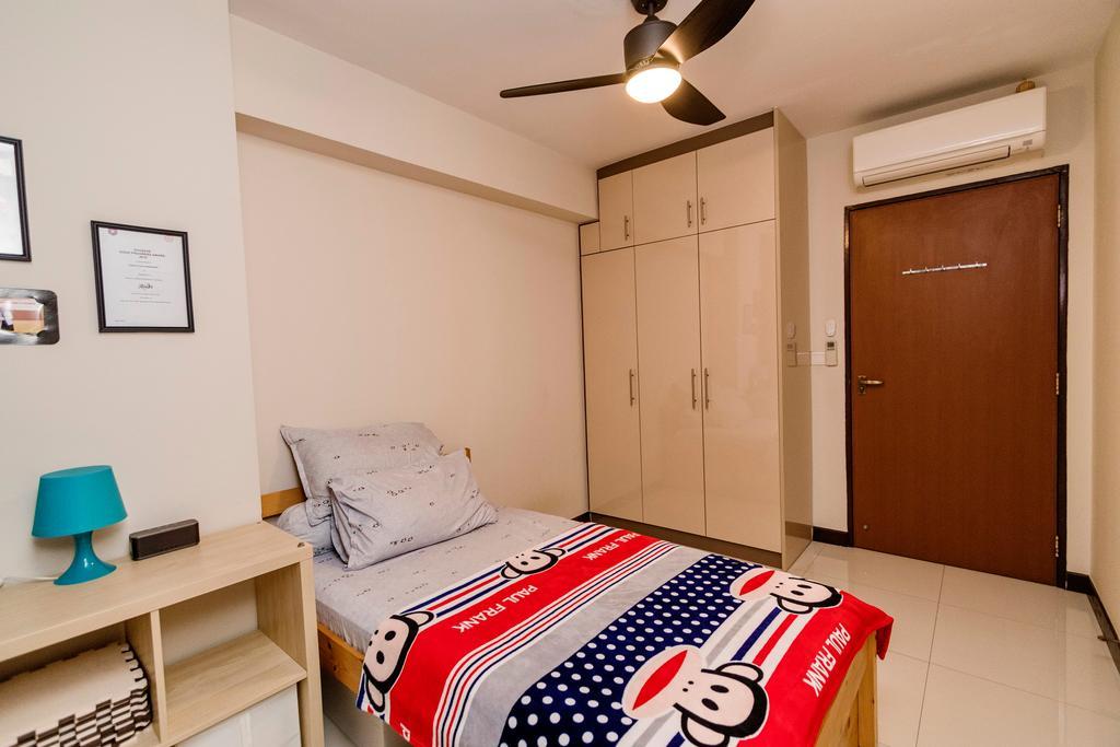Modern, HDB, Fernvale, Interior Designer, Great Oasis Interior Design
