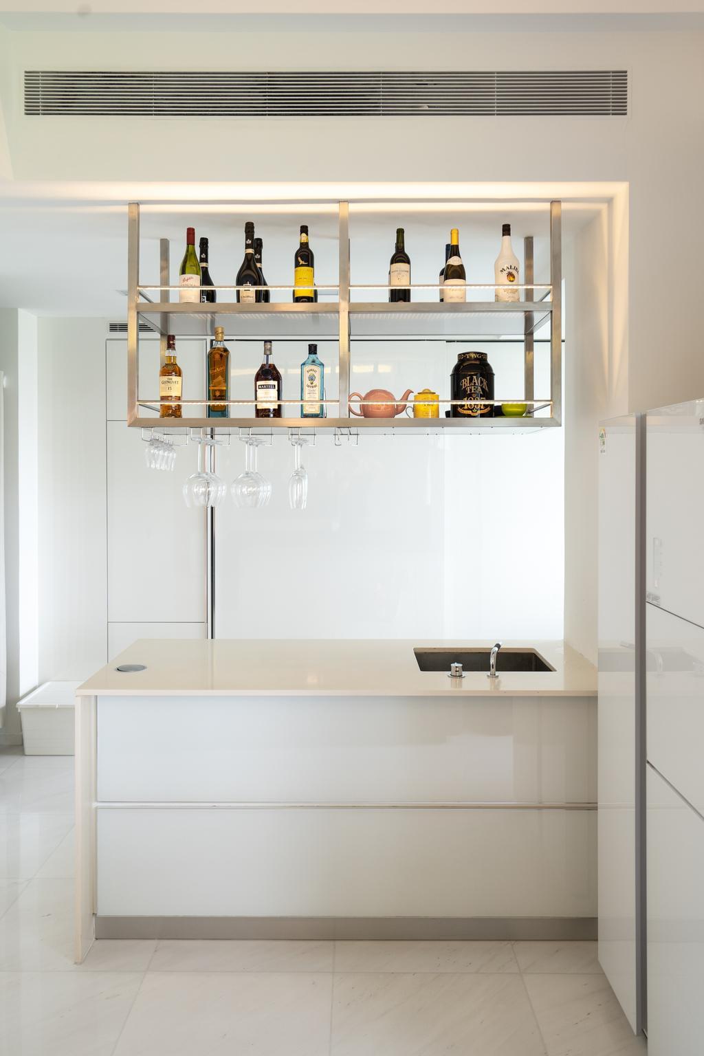 Modern, Condo, Kitchen, Reflections at Keppel Bay, Interior Designer, MADE Artisan ID