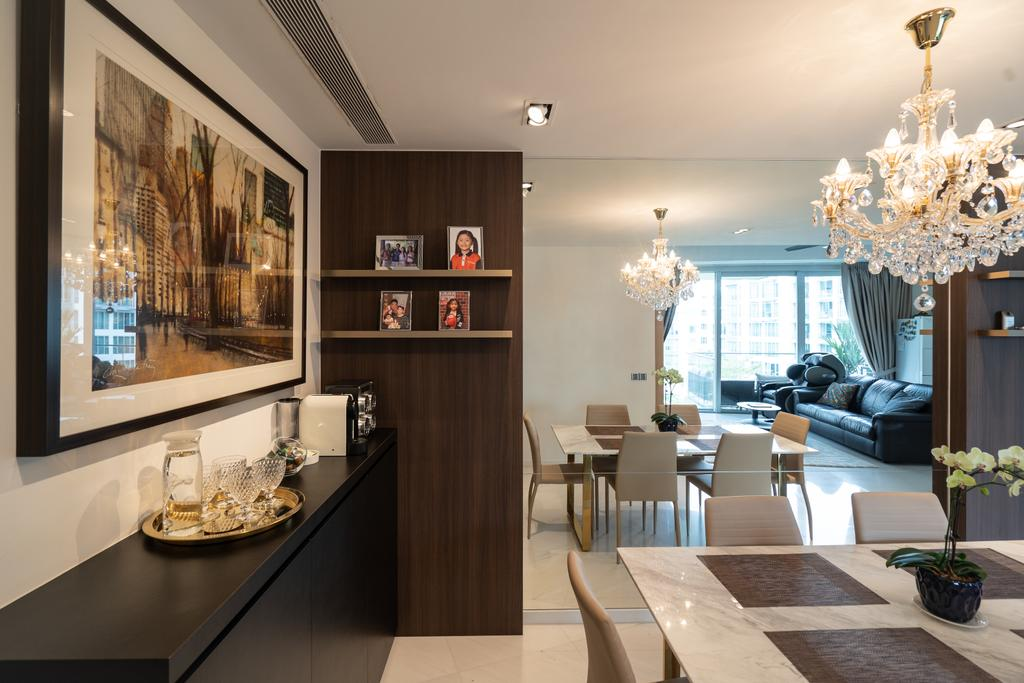 Modern, Condo, Reflections at Keppel Bay, Interior Designer, MADE Artisan ID