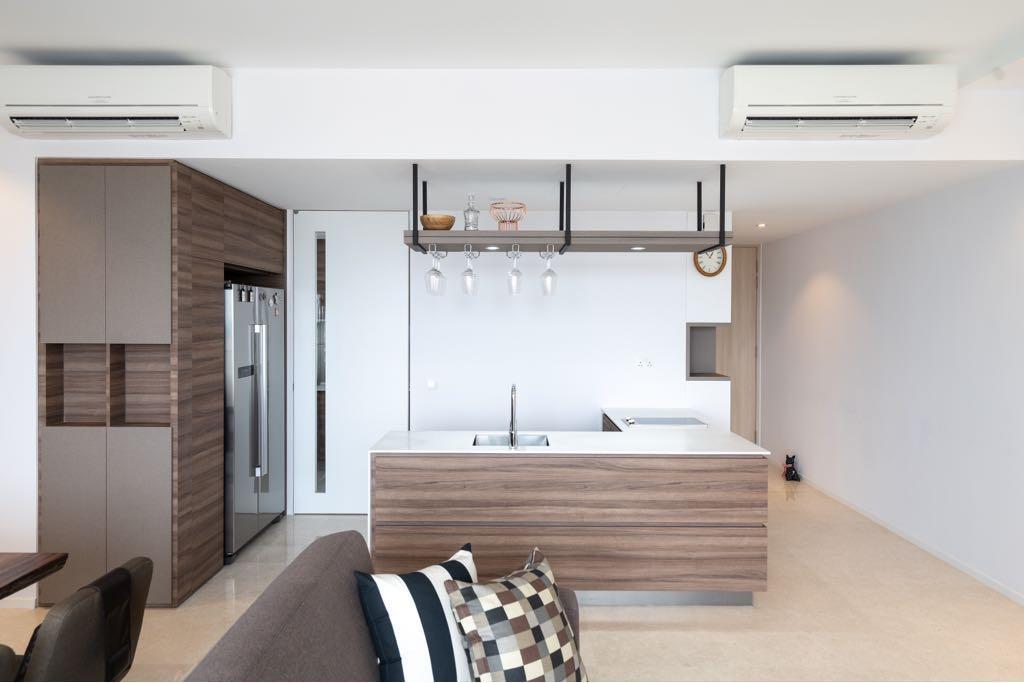 Modern, Condo, The Panorama, Interior Designer, MADE Artisan ID, Contemporary