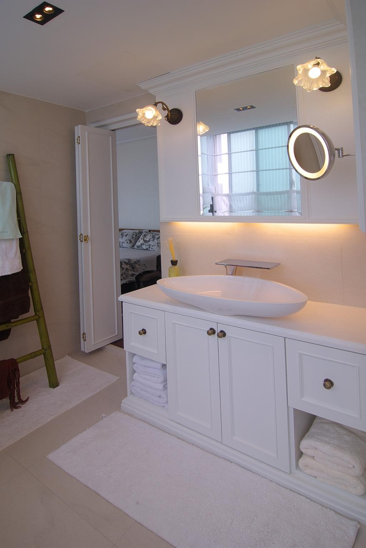 Modern, Condo, Bathroom, Grand Duchess, Interior Designer, Create