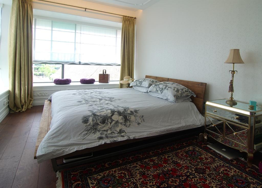 Modern, Condo, Bedroom, Grand Duchess, Interior Designer, Create