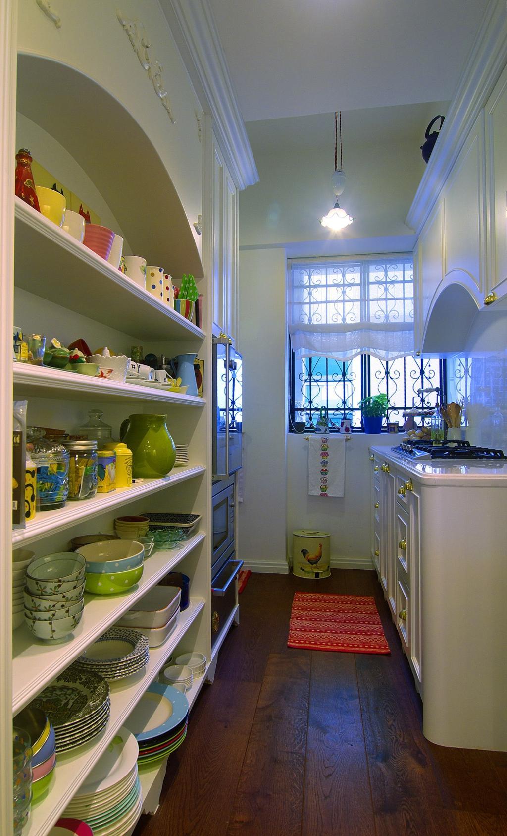 Modern, Condo, Kitchen, Grand Duchess, Interior Designer, Create