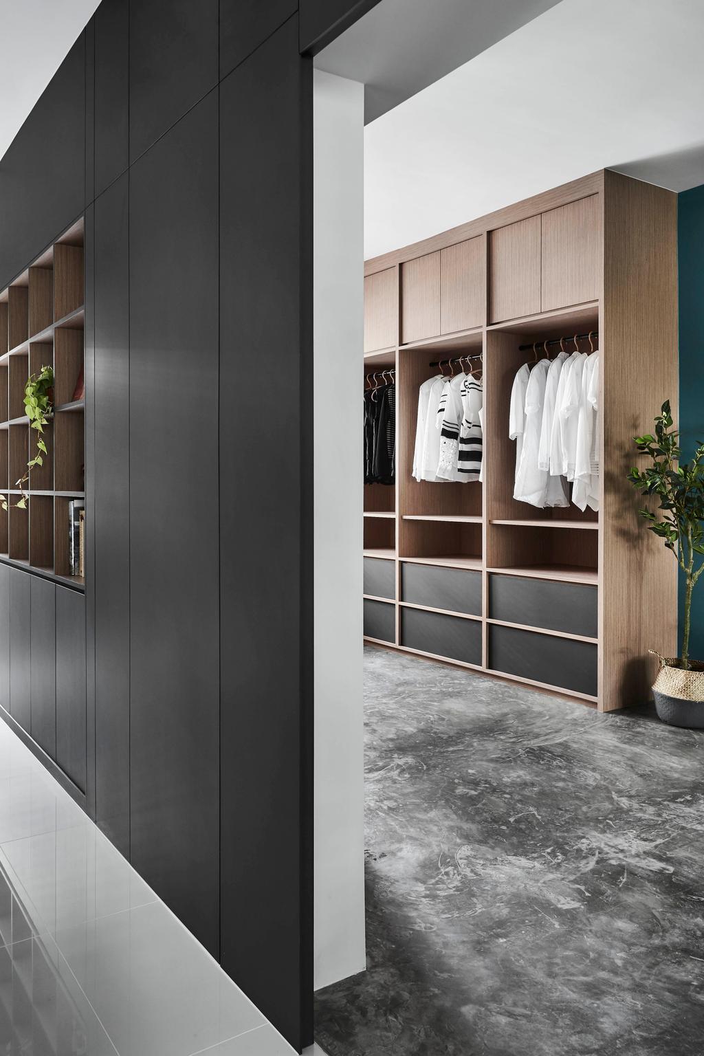 Modern, HDB, Bedroom, Hougang, Interior Designer, Dan's Workshop, Contemporary