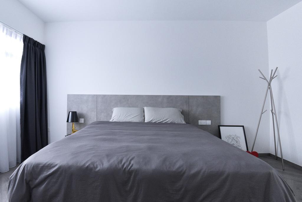 Modern, HDB, Bedroom, Bukit Batok West Avenue 8, Interior Designer, Colourbox Interior, Contemporary